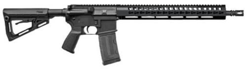 "Sig M400 Elite AR-15 223 Rem/5.56, 16"" Barrel Telescoping Black, Stock Black Nitride, 30rd Mag"