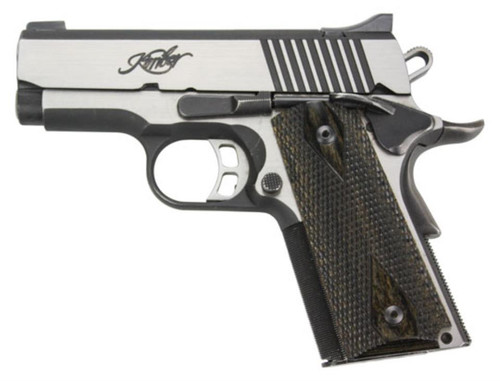 "Kimber Eclipse Ultra II, 45 ACP, 3"", 7rd, USED"