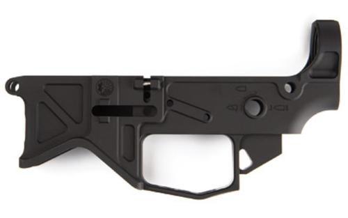 Battle Arms Development Billet Lightweight Lower Receiver, 223/556, Black