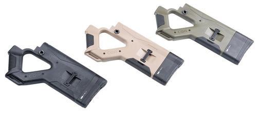 Hera CQR Buttstock AR-15 AR Rifle Black Polymer