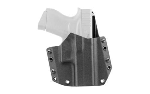 MFT Standard Outside Waistband Holster For Glock 43 Right Hand Black