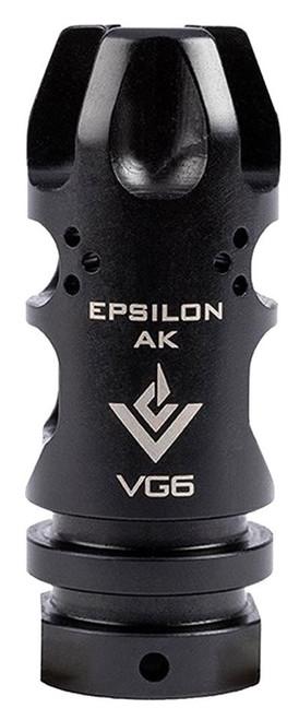 AERO Epsilon 556, Muzzle Brake, 223 Rem/556NATO, Black, 1/2X28