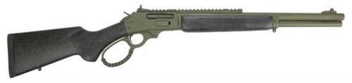 "Marlin 1895 SBL Modern Lever Hunter MLH 45-70 18"" Barrel, Cerakote OD Green, XS Ghost Ring Sight"