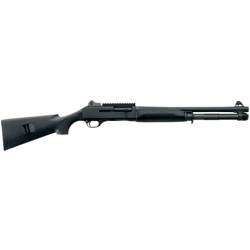 "Benelli M4 LEO Tactical Shotgun 12-Ga 2-3/4"" and 3"" 18.5"" Barrel Tactical Stock Law Enforcement"