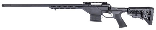 "Savage Model 10 Stealth 6.5 Creedmoor 24"" Barrel Monolithic Chassis Left Handed 10rd Mag"