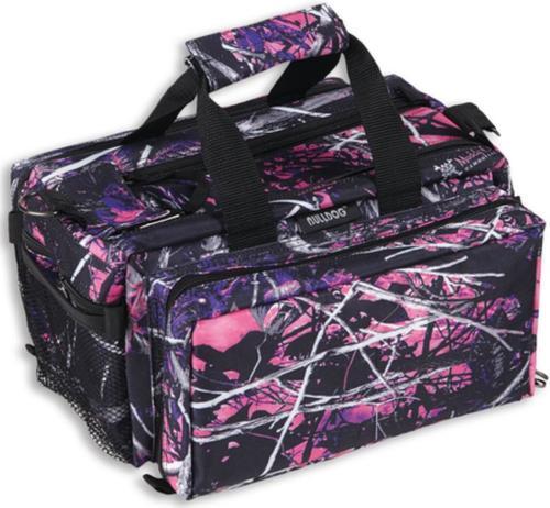 Bulldog Cases Muddy Girl Camo Range Bag With Strap