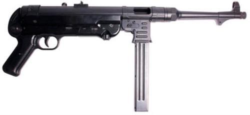 "American Tactical, MP40P, Semi-automatic, 9mm, 10.8"" Barrel, Black, Polymer Grip, 30Rd"