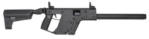 "Kriss Vector CRB Gen2 9mm, 16"", Black, 17rd, NO HARD CASE"