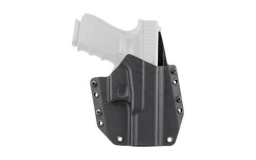 MFT Standard Outside Waistband Holster For Springfield XD Mod2/XD 4 Inch Right Hand Black