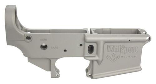 ATI Mil Sport AR-15 Stripped Lower Titanium Cerakote Multi-Cal