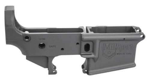 ATI Mil Sport AR-15 Stripped Lower Sniper Grey Cerakote Multi-Cal