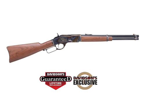 "Winchester 1873 TRAPPER 357 Mag/38 Special 16"" Barrel Grade 1 Limited Series Production"