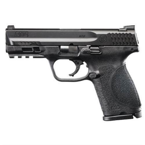 "Smith & Wesson M&P 2.0 Compact 9mm, 4"" Barrel, Black, 15rd Mag"