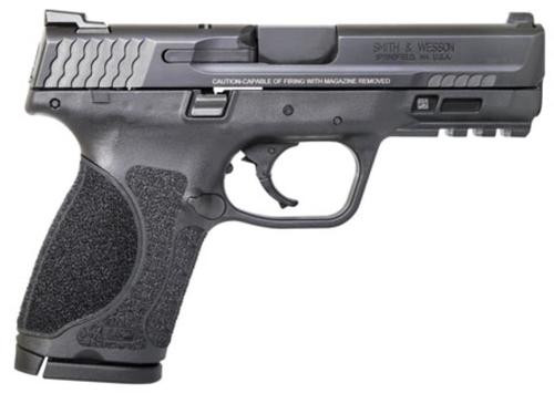 "Smith & Wesson M&P 2.0 Compact 40 S&W, 4"" Barrel, 13rd, Black"