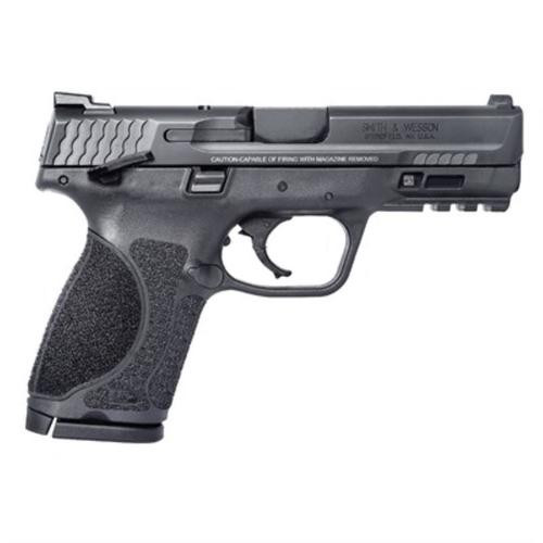 "Smith & Wesson M&P 2.0 Compact 9mm, 4"" Barrel, 15rd, Thumb Safety"