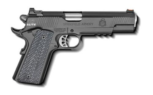 "Springfield 1911 Range Officer Elite Operator, 9mm, 5"" Barrel, 9rd"