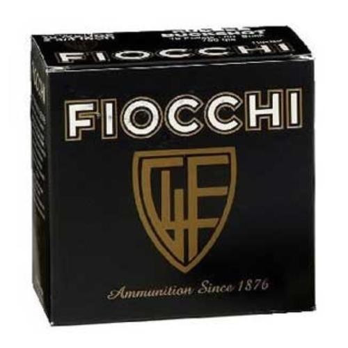 "Fiocchi Field 12 Ga, 2-3/4"", 1-1/4oz Shot, 9, 25rd/Box"