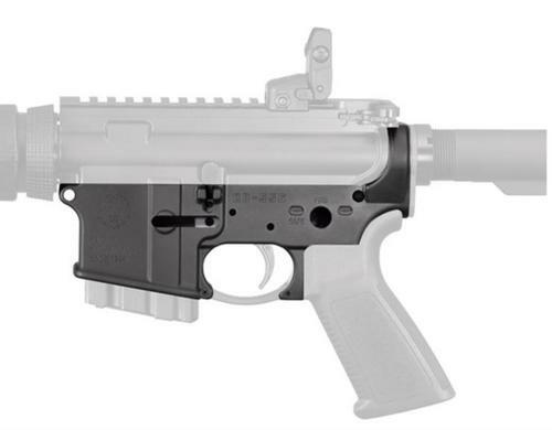 Ruger AR-556 Stripped AR-15 Lower Receiver, .223/5.56