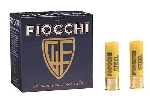 "Fiocchi Target Steel Shotshells 12 Ga, 2.75"", 1oz, 7 Shot, 25rd/Box"