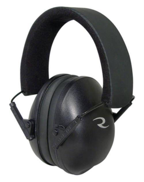 Radians Sporting Goods Lowset Compact Earmuffs Black