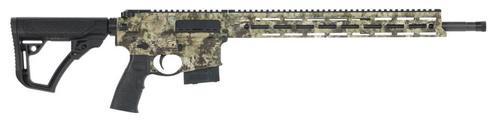 """Daniel Defense DDM4 Ambush AR-15 6.8mm Rem SPC II, 18"""" Threaded Barrel, Kryptec Highlander, 5rd"""