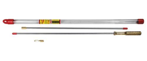 Pro-Shot Two Piece Stainless Steel Shotgun Rod 10-.410 Gauge 36 Inch Plus Stationary Handle