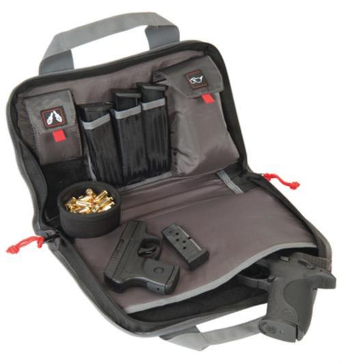 G?Outdoors, Inc. GPS Double Pistol Case Black