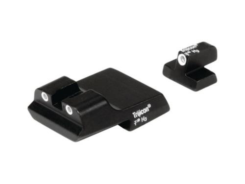 Trijicon Bright And Tough 3-Dot Night Sights Smith & Wesson 1911