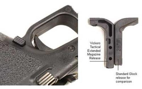 Tangodown Glock Tactical Mag Release