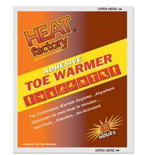 Heat Factory Toe Warmer, Pair