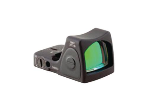 Trijicon RMR Ruggedized Miniature Reflex Sight 6.5 MOA Red Dot Reticle Matte Black