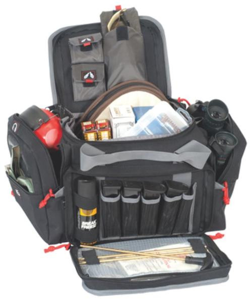 G•Outdoors, Inc. GPS Medium Range Bag, Black