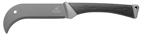Gerber 000083 Gator Knife Carbon Machete Blade Gator Over-Mold