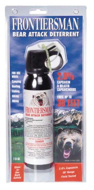 Sabre Frontiersman Bear Spray 7.9 Ounce