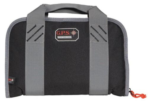 G•Outdoors Double Compact Pistol Case Black
