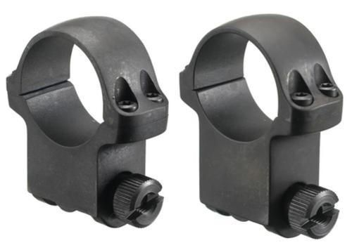 """Ruger M77 Scope Ring Set 1"""" High Matte"""