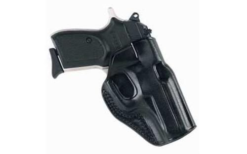 """Galco Stinger Belt Holster 3.2"""" Barrel Walther PPS Saddle Leather Black"""