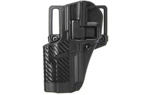 Blackhawk CQC Serpa Holster, FN 5.7, Carbon Fiber, Left Handed