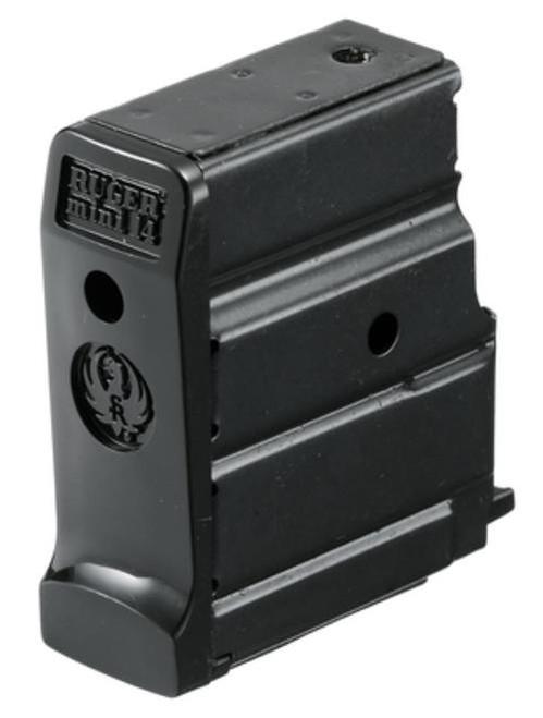 Ruger Mini-14 223 Remington/5.56 NATO 5 rd Blued Finish