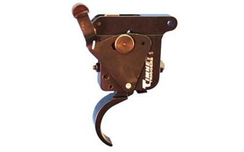 Timney Triggers Featherweight Deluxe Remington 700 RH Curved Trigger with S