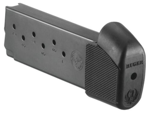 Ruger LC-9 Magazine 9mm, Extended Floorplate, 9rds