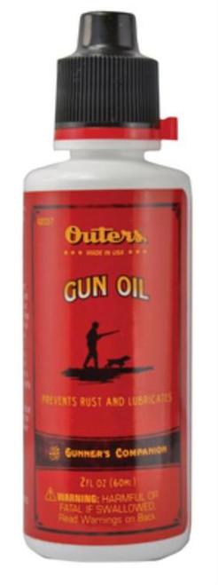 Outers Gun Oil 2.25 Ounce Bottle