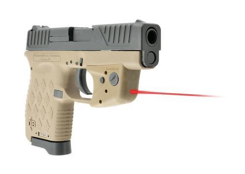 LaserLyte Trigger Guard Laser UTA Diamondback 380/9mm Tan Red Laser