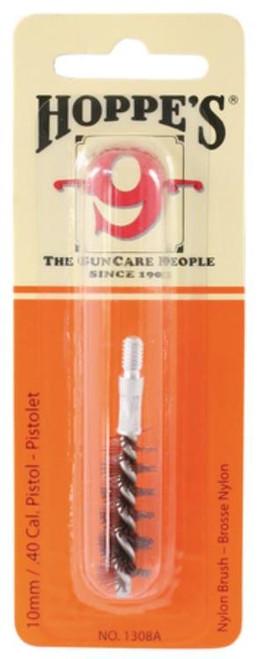 Hoppe's Nylon Gun Cleaning Brush Pistol .40 Caliber