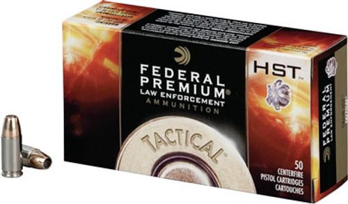 Federal .40SW 180 GR, JHP, 50rd/Box