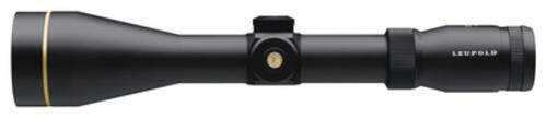 Leupold VX-R Riflescope 3-9X50mm, CDS Dials, Firedot Duplex Reticle, Matte Black