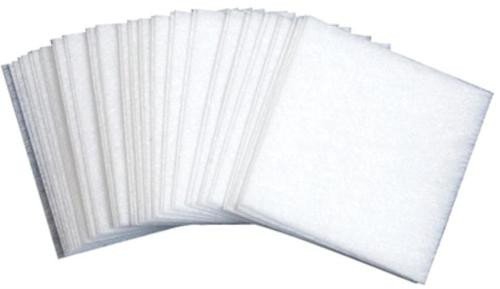 Outers Cleaning Patches Universal Shotgun 25, Clamshell