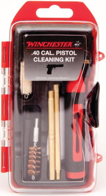 DAC Technologies Winchester Mini Pistol Cleaning Kit .40/10mm Caliber