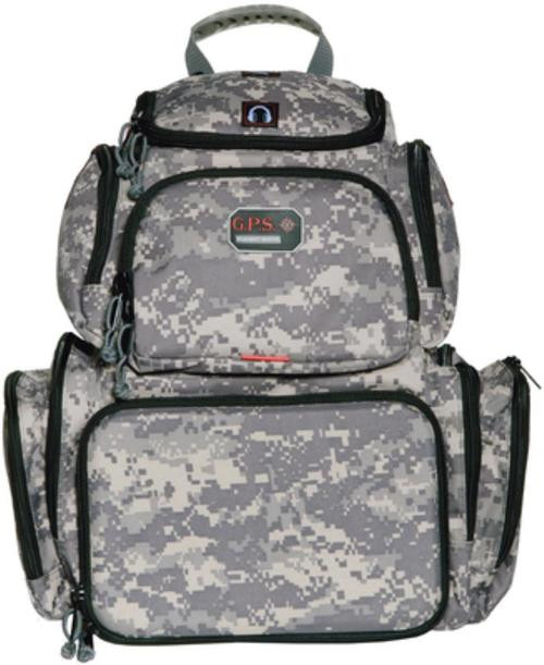 G?Outdoors The Handgunner Backpack Digital Camo