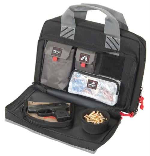 G?Outdoors, Inc. GPS Quad Pistol Case, Black